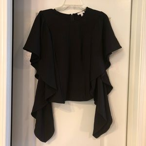 Top with Flutter Sleeves from Nordstrom's